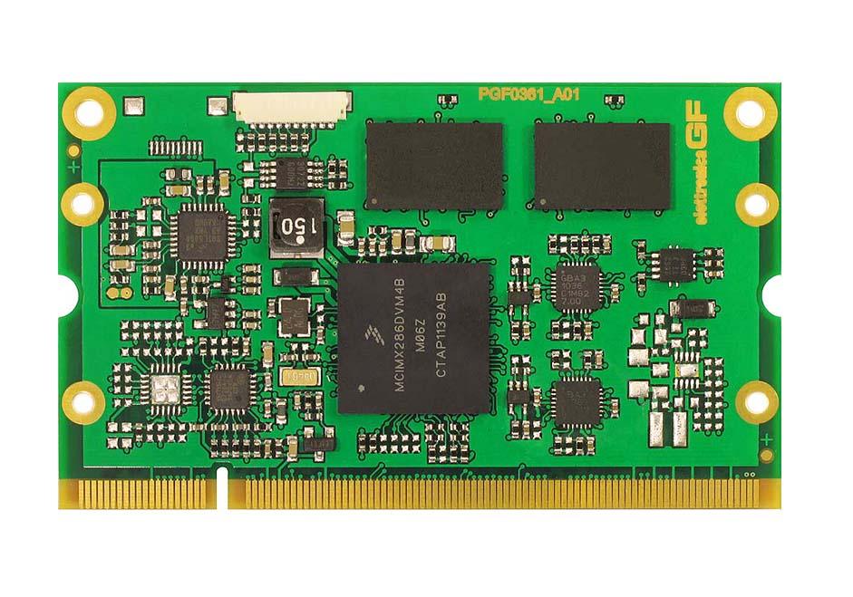 3SM1001 NXP i.MX28 SoM
